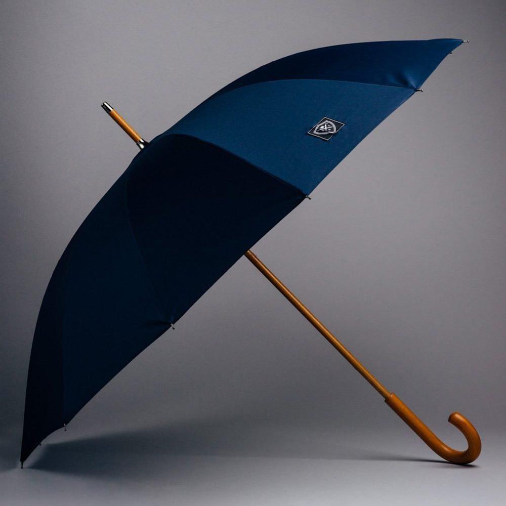 Rain & Son Klassisk Paraply Navy