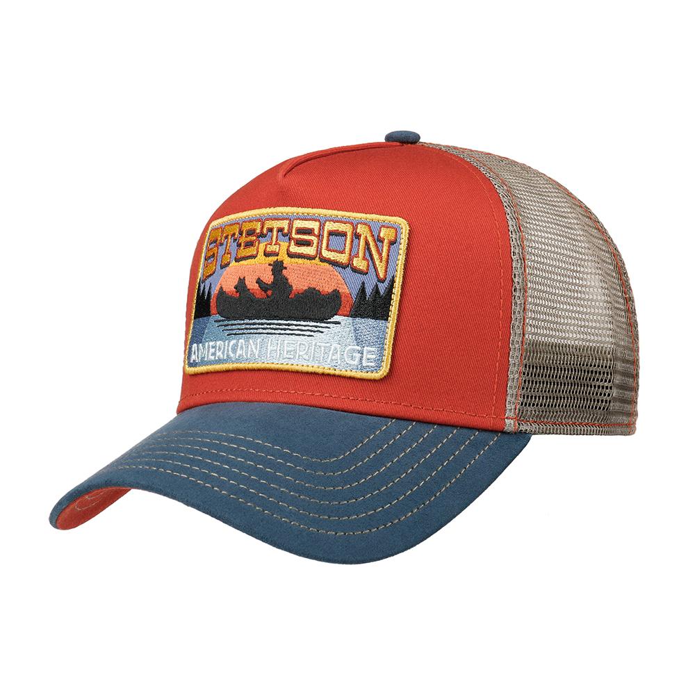 Stetson Trucker Cap Canoe