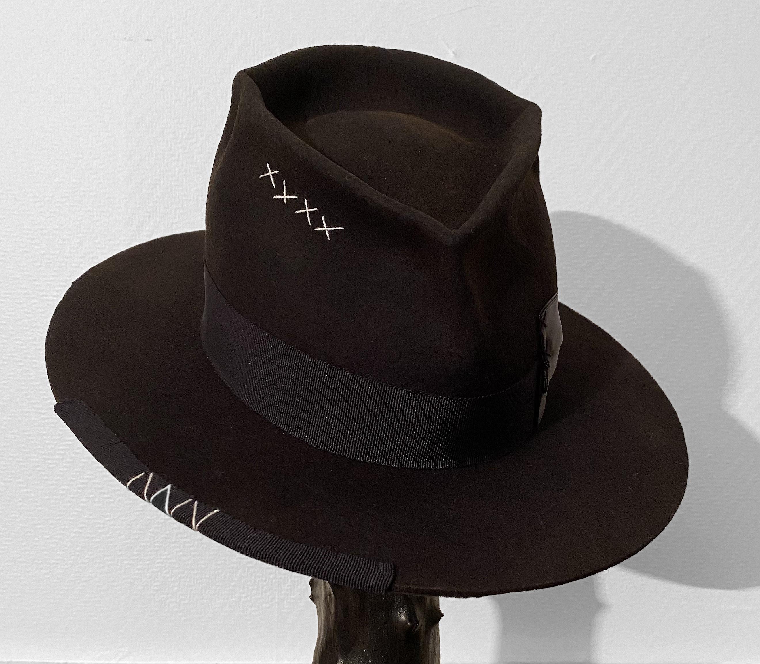 Robin Paulie Hat Boe Wool Black