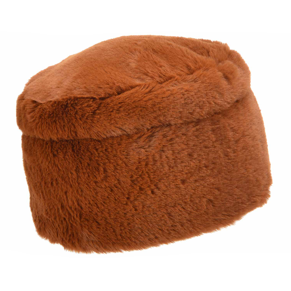 Seeberger Fake Fur Toque - Flera Färgval