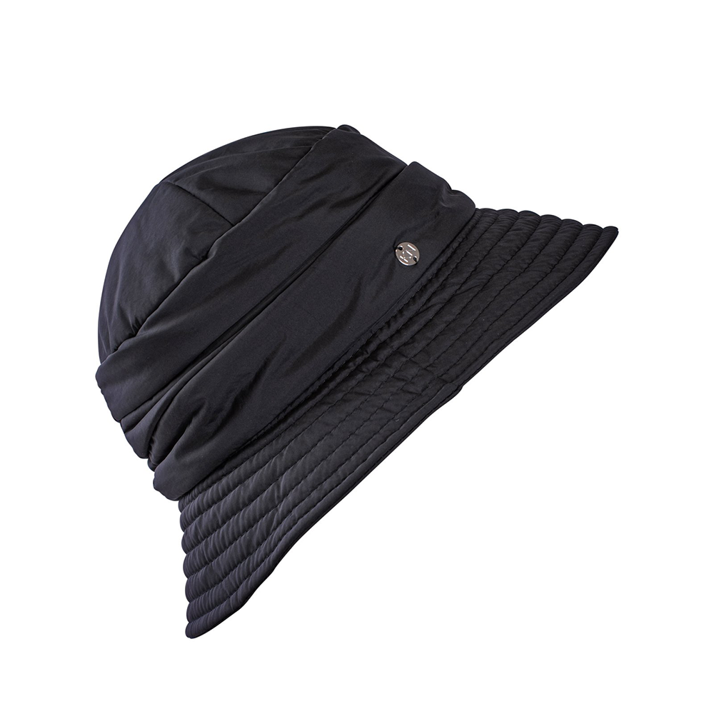 KN Bucket Hat Hedda Black