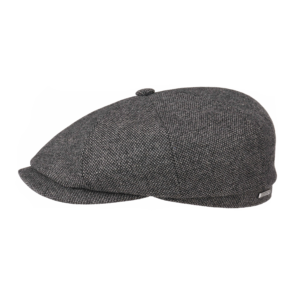 Stetson Hatteras Wool Dark Grey