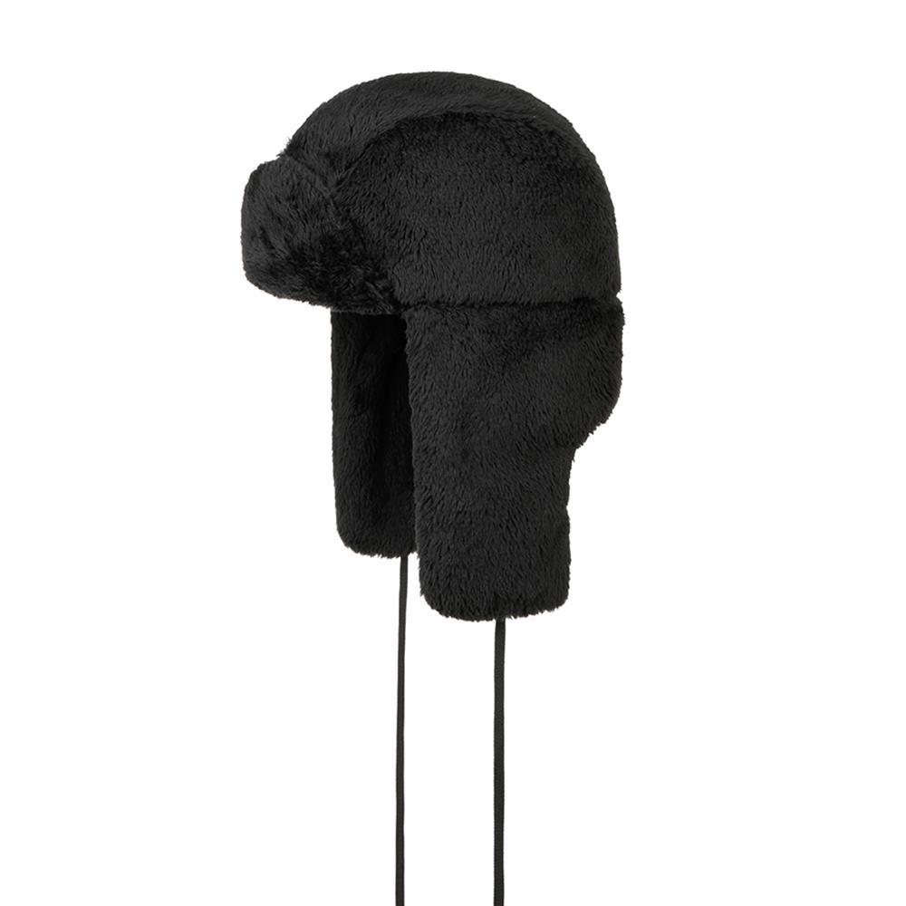 Stetson Bomber Cap Polartec Black