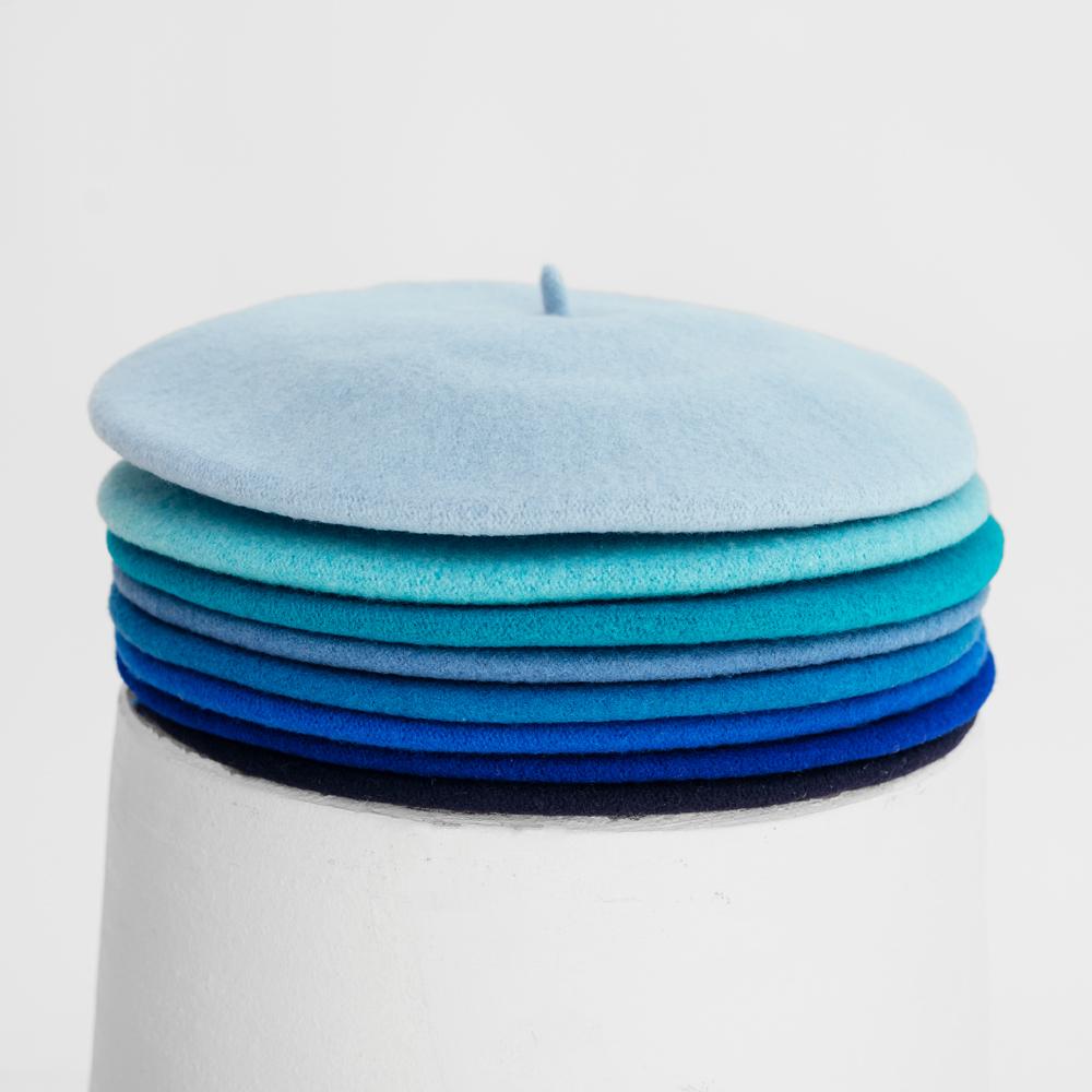 Hatthyllan Beret Palette - Blue