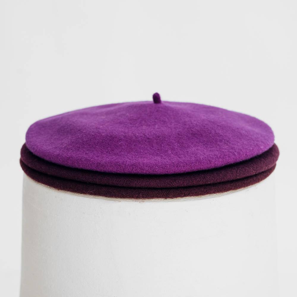 Hatthyllan Beret Palette - Purple