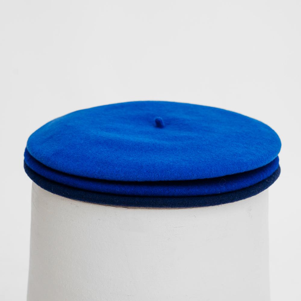 Hatthyllan Beret Palette Volume - Blue