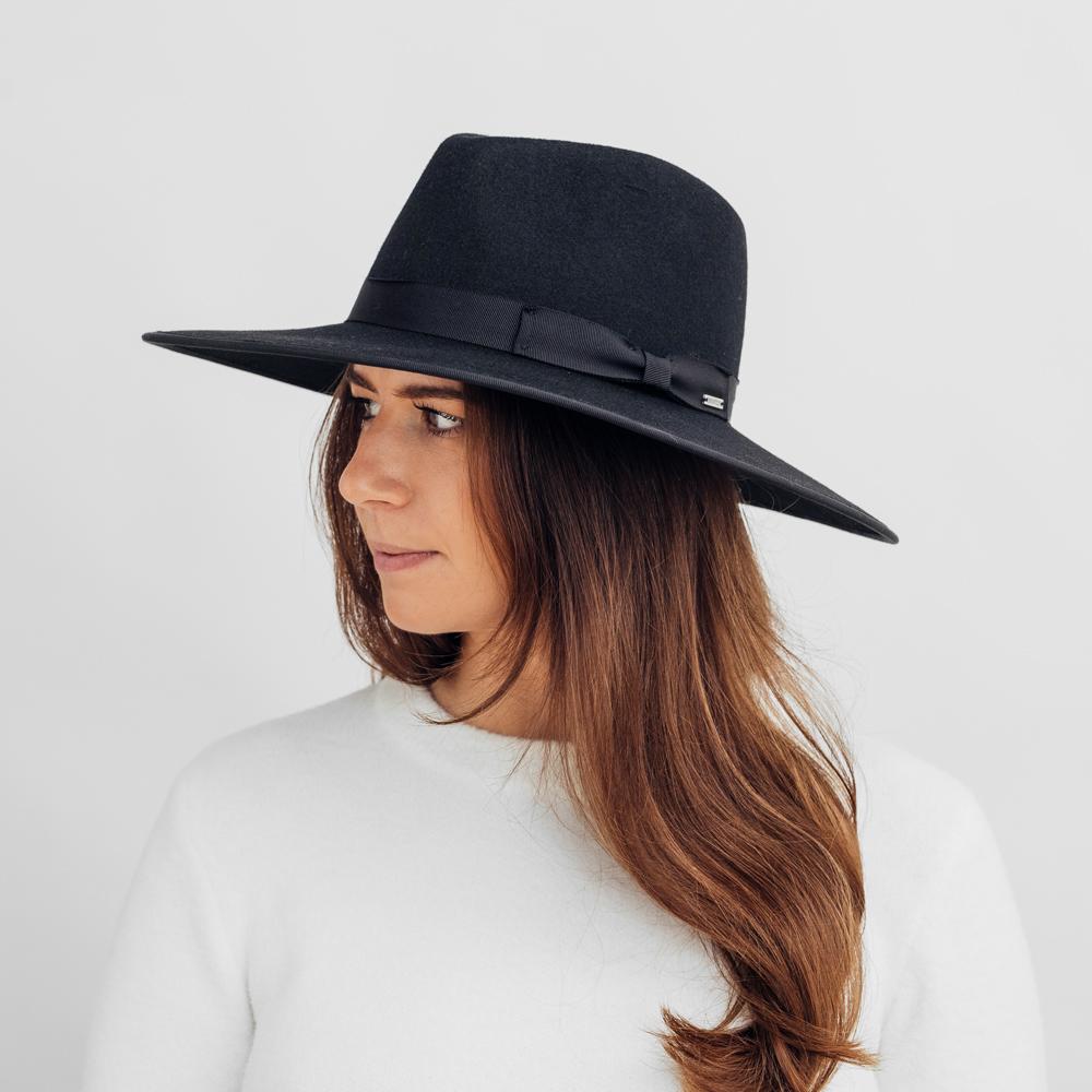 Brixton Jo Rancher Hat Black