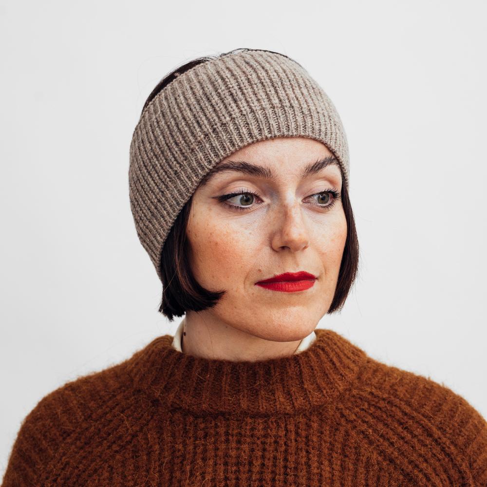 Seeberger Headband Wool - Flera färgval