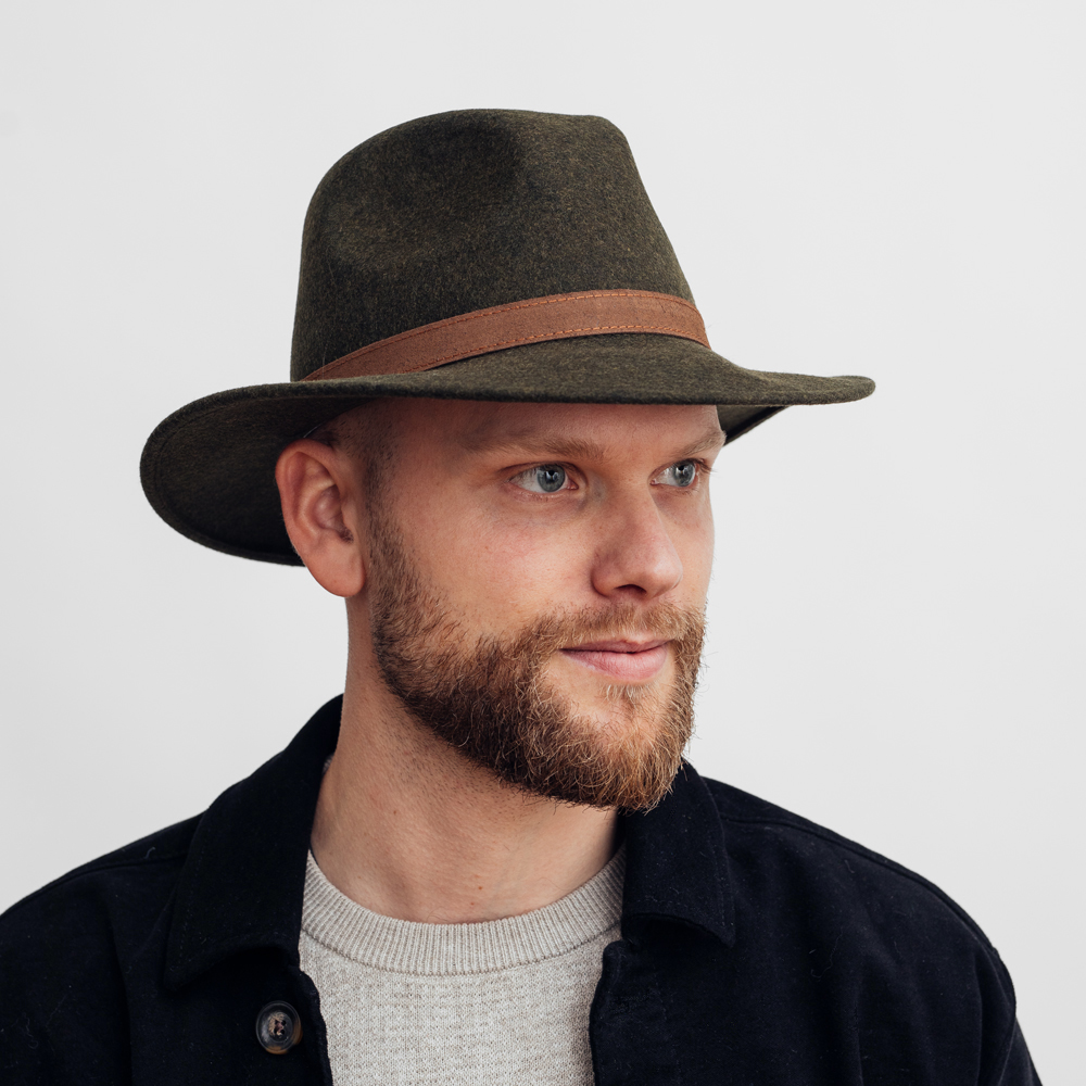 Wigéns Bosco Hat Olive