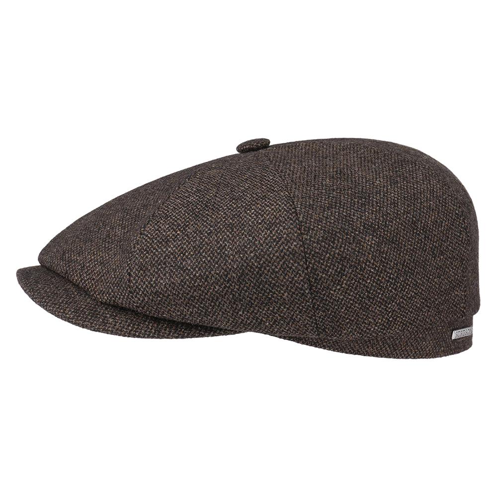 Stetson Hatteras Wool Dark Brown