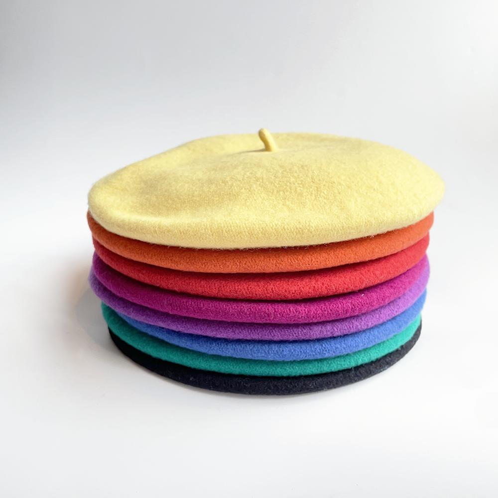 Barnbasker - Flera färgval