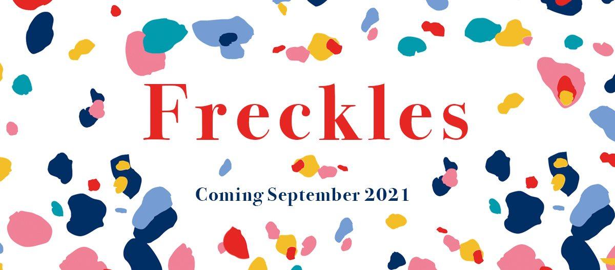 A Sneak Peek into Freckles | Cecelia Ahern