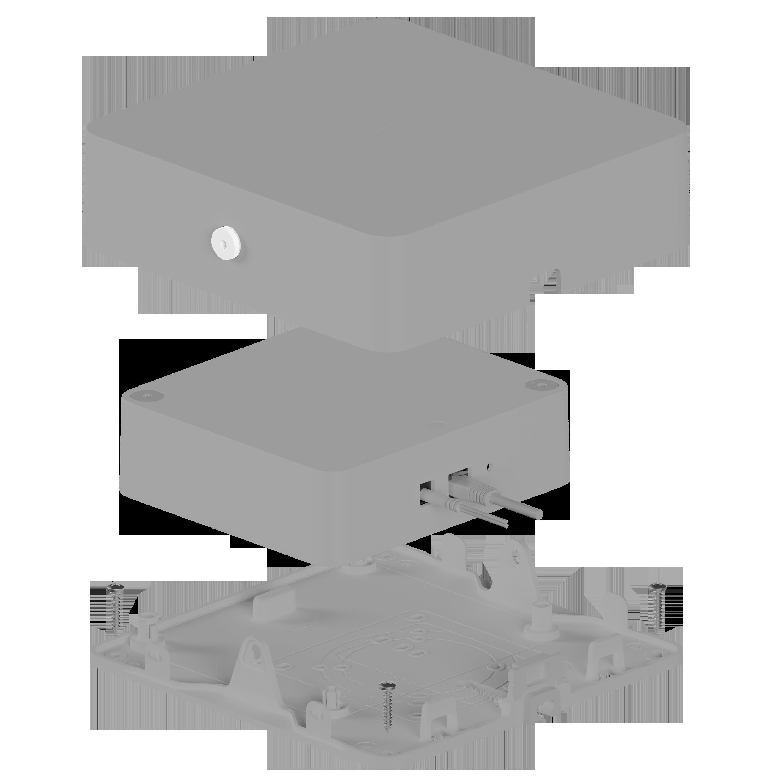 Latch Hub hardware screws