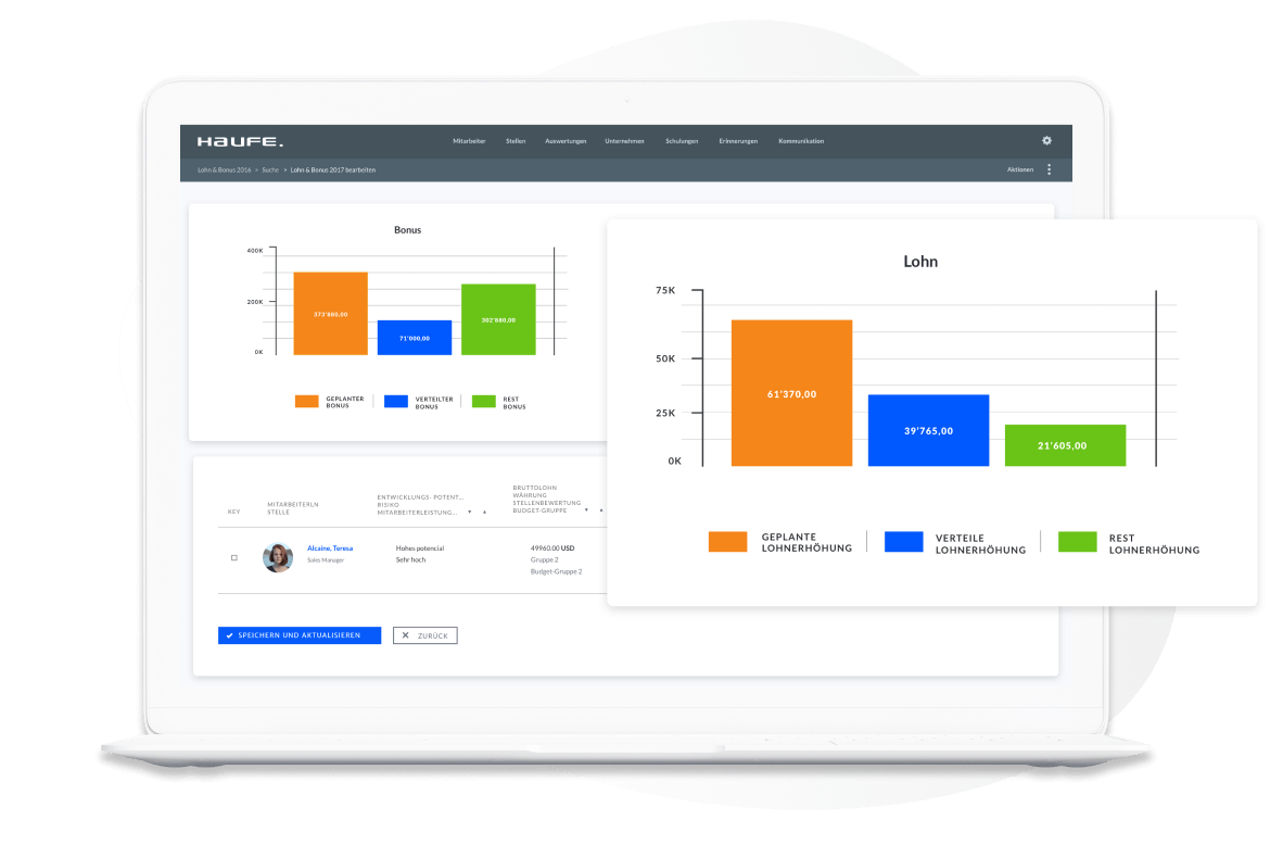Effizientes Management mit der Software