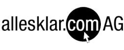 Logo Allesklar.com AG