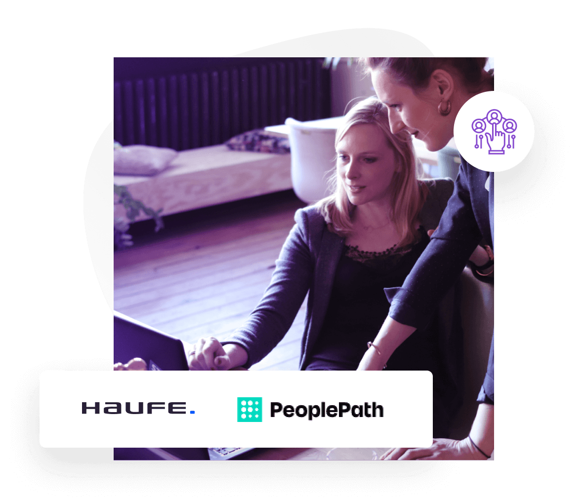 Partner für die Bewerbermanagement Software - PeoplePath