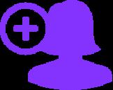 Bewerbermanagement - Icon