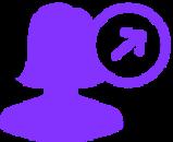 Personalentwicklung - Icon