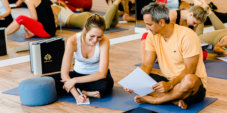 Yogaausbildung Theorie