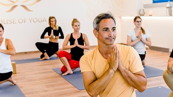House of Yoga Jahreskarte