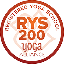 Yoga Alliance Registered Yoga School Logo