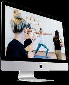 Yoga Online Videothek