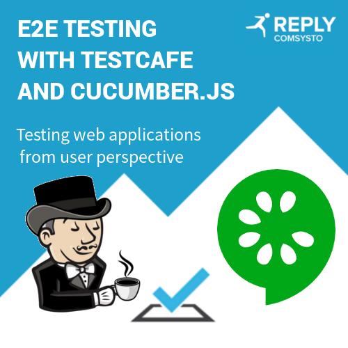 E2E Testing with TestCafé and Cucumber js