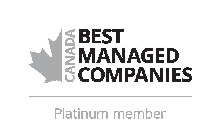 Best Managed Company award logo