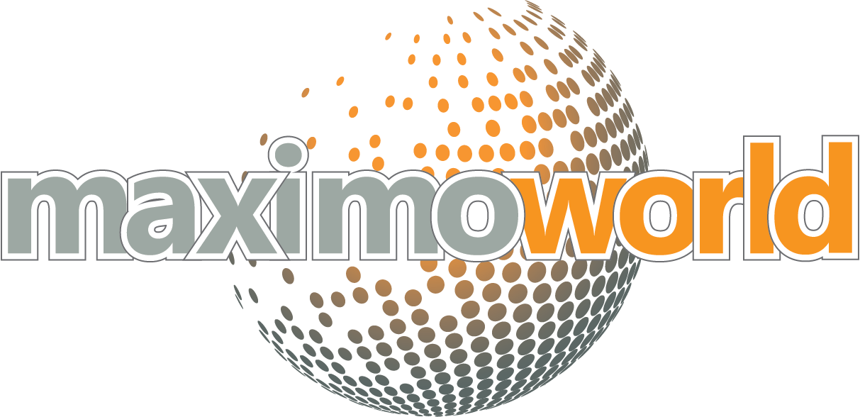 Maximo World Logo