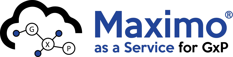 Maximo for GxP Logo