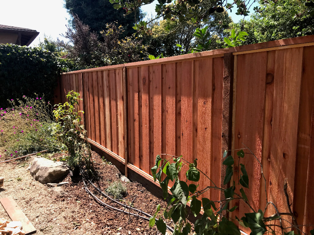 Wooden Fence Types Of Wood Fences For Backyard - House ...