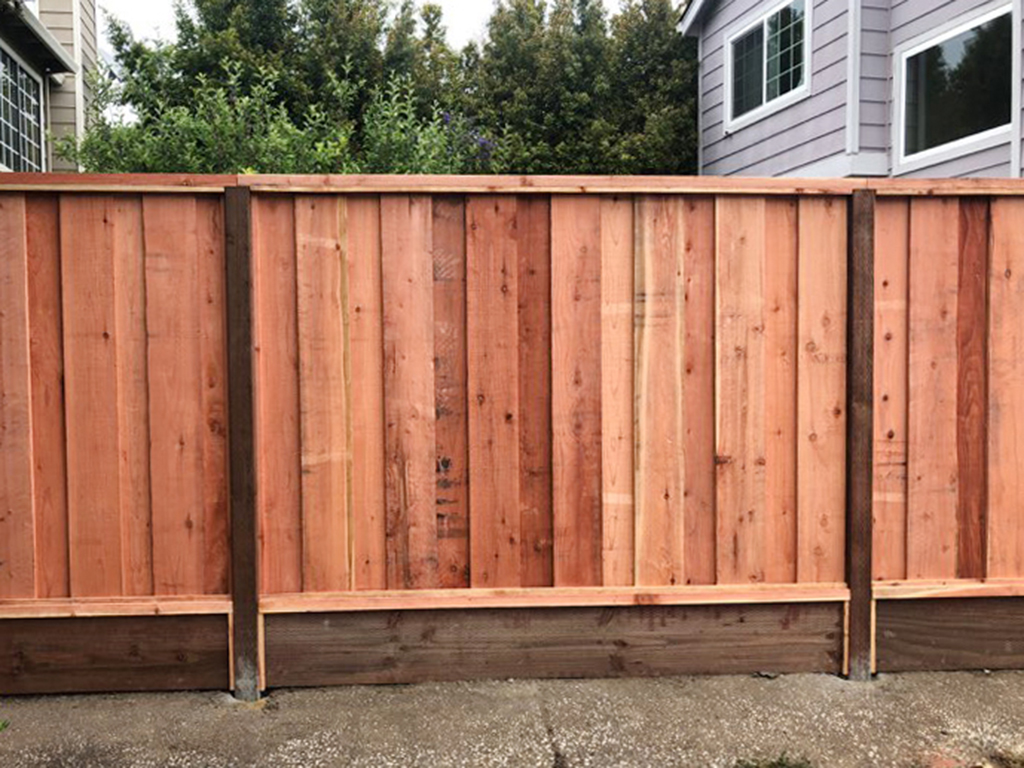 What Type Of Wood Is Best For My Outdoor Fence Out Back Casual Living Fence