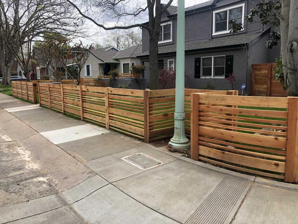 Ergeon California Front Yard Fence Regulations