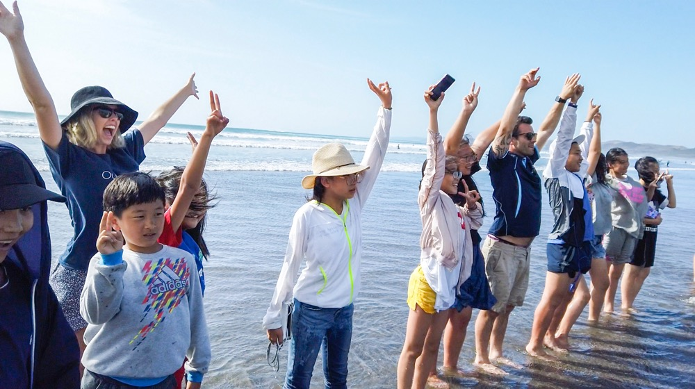 OutBeyond Study Tours | Pathway Program in New Zealand at Raglan