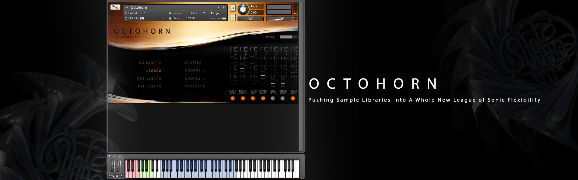 ceres vocal sample library for kontakt 4 and above with true legato