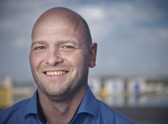 Portrettbilde av Helge Jørgensen