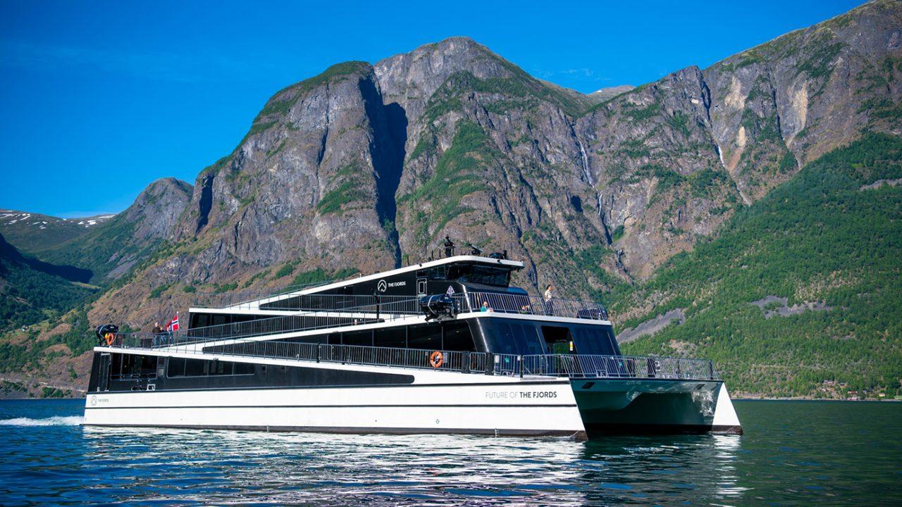 """WPA leverte i 2018 kraft- og automasjonssytem til nullutslippsfartøyet """"Future of the Fjords"""""""