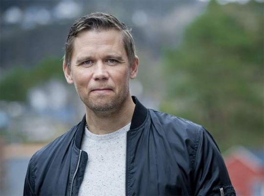 Portrettbilde av Ole Anders Smørdal
