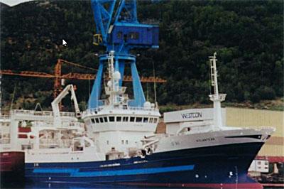 Miniatyrbilde av MFV Atlantean
