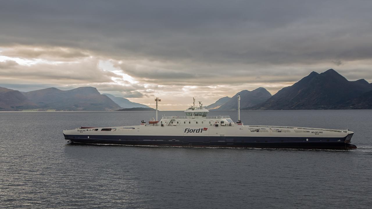 Fergebilde for PM Fjord1