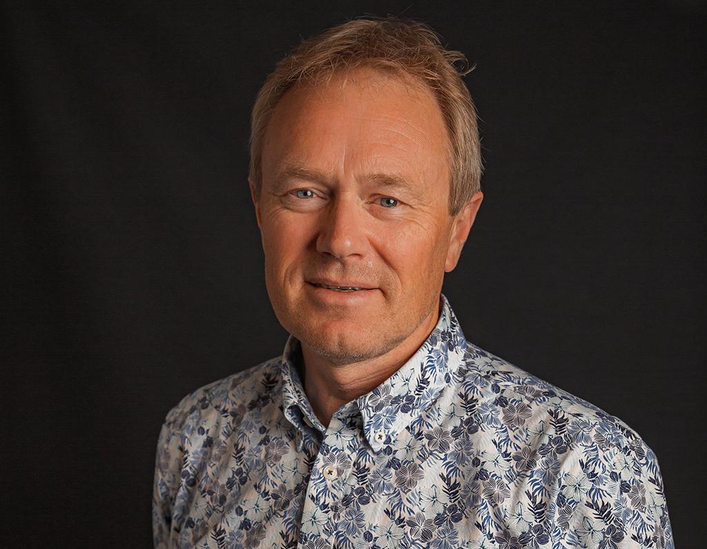 Portrettbilde av Jarle Sørhaug