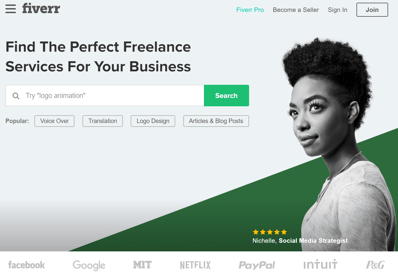Fiverr - Startup Stash
