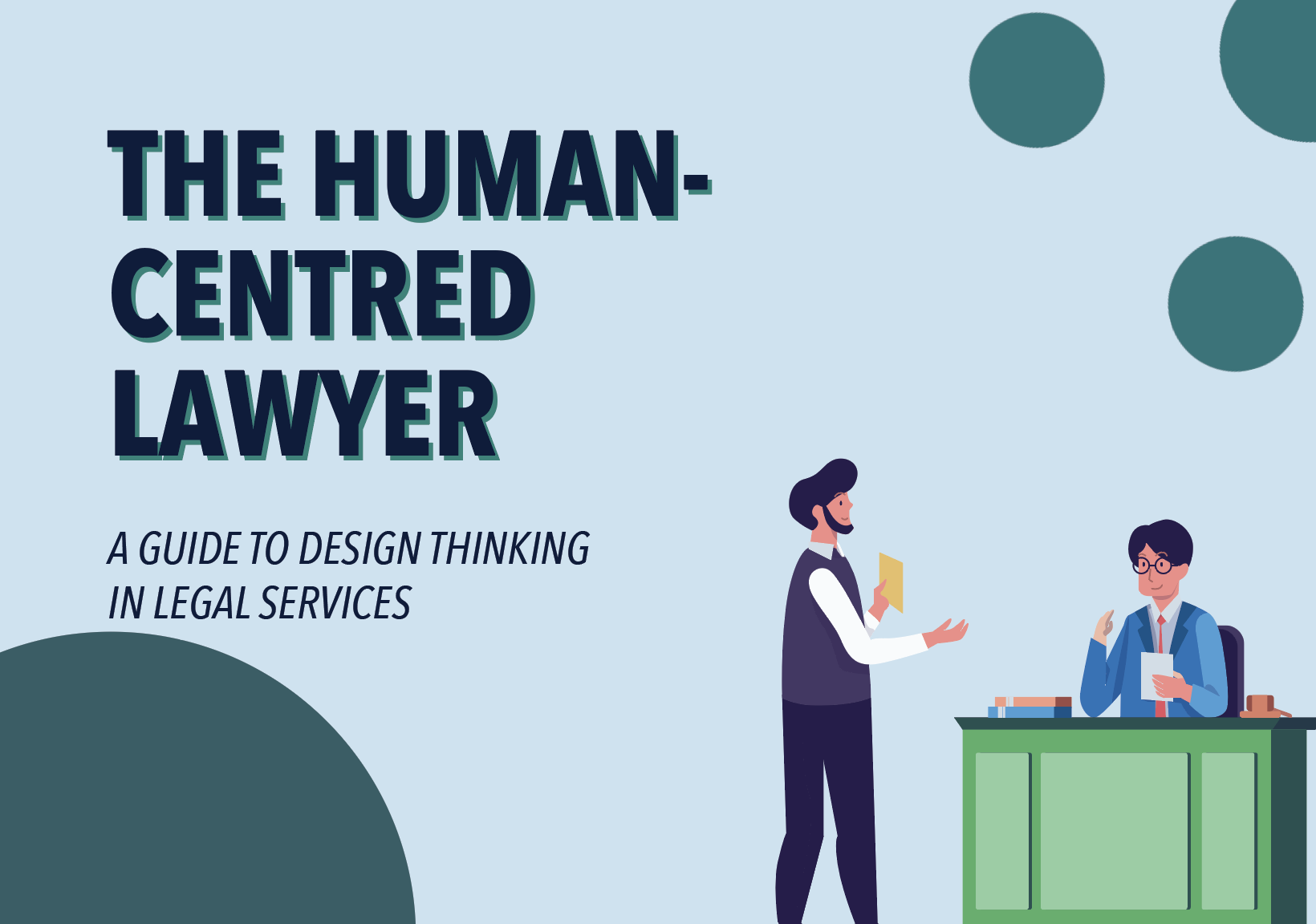 The Human-Centred Lawyer