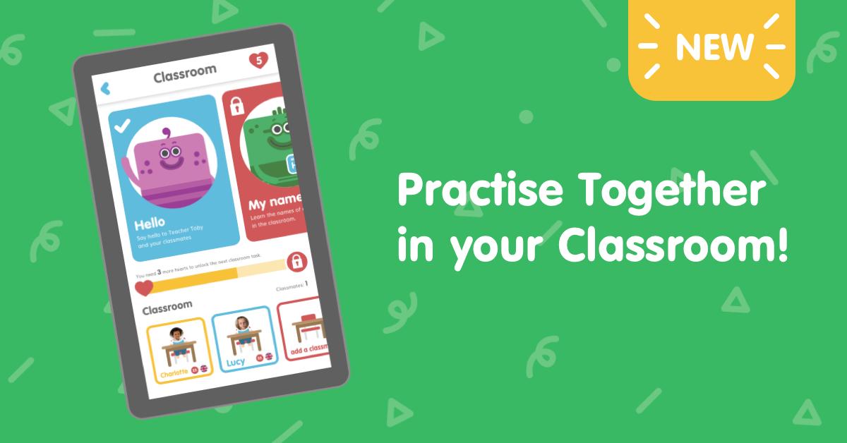 Lingumi 7 0 updates-Meet Your Child's English Classmates