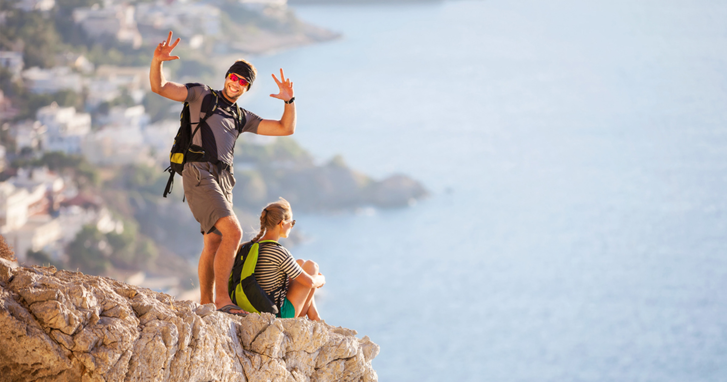 The Health Benefits of Hiking