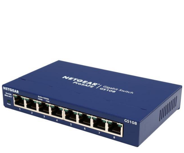 GS108 ProSafe 8 Port