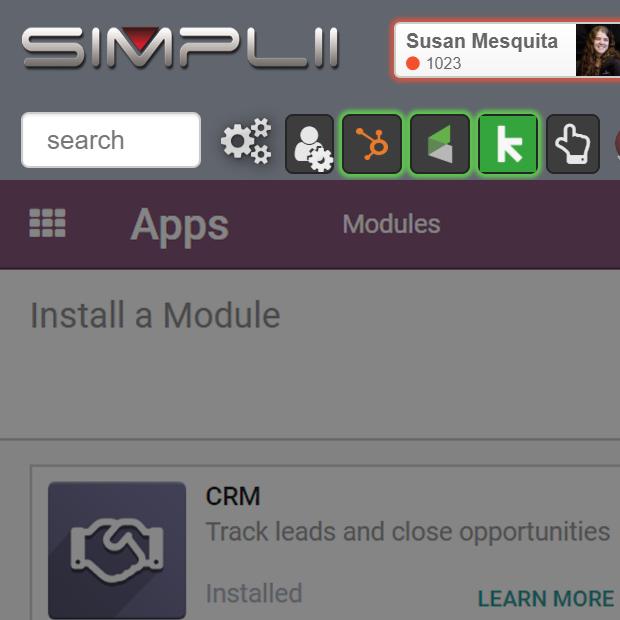 Multi-sync CRM