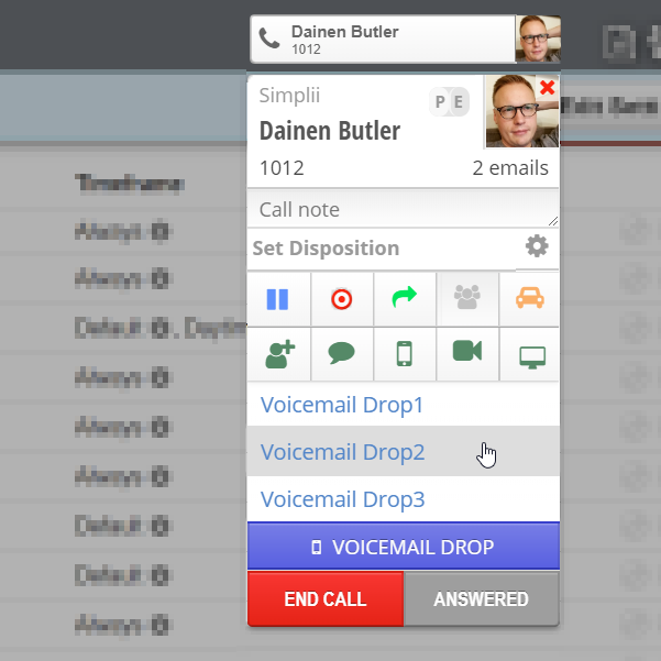 Voicemail Drop