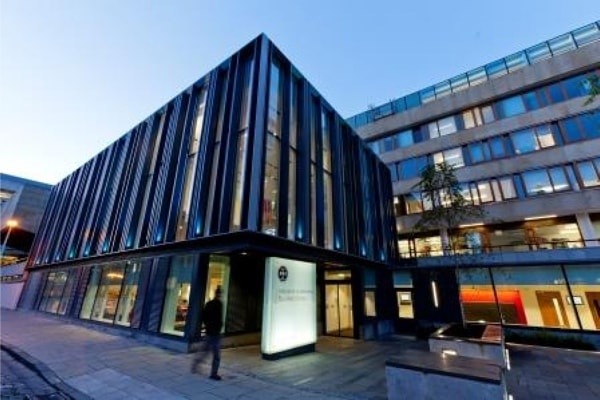 most affordable mba programme in London - Edinburgh