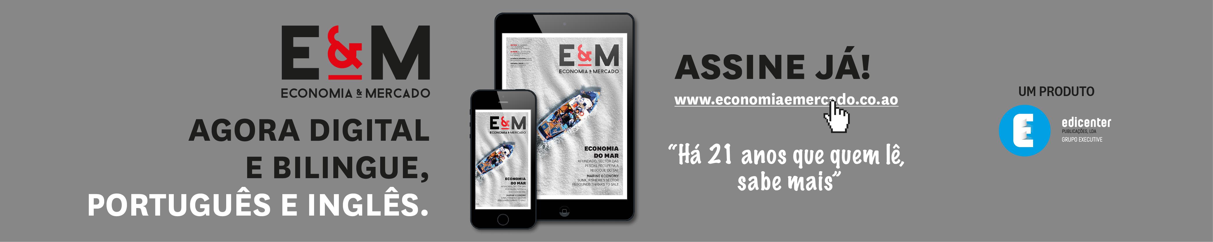 Assine a Revista Digital - Economia & Mercado